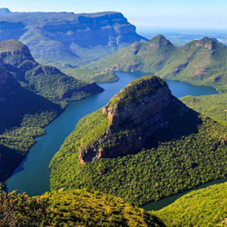 Blyde River Canyon, Mpumalanga - SOUTH AFRICA
