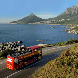 Cape Town Red Hop-on-Hop-off Bus
