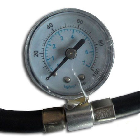 Desert Fox Compressor Gauge