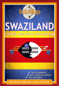 InfoMap Swaziland Map