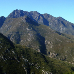 Langkloof Mountains, South Africa