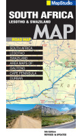 Mapstudio South Africa Road Map