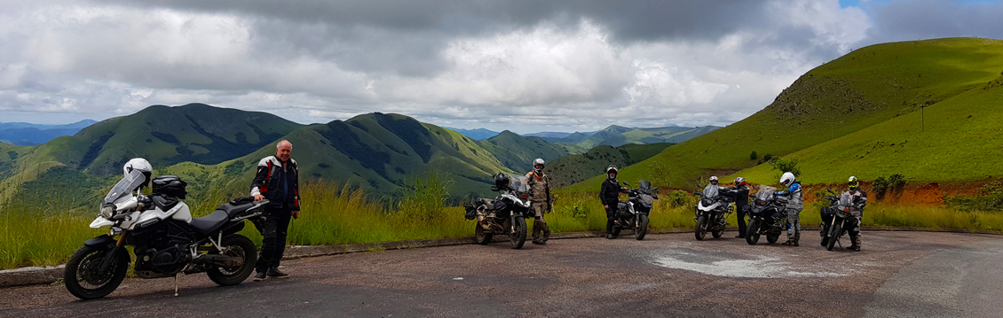 Mpumalanga Motorcycle Toure - Scenic Route