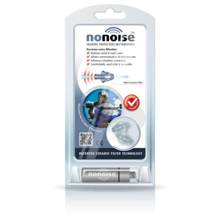 NoNoise Motorsport Earplugs