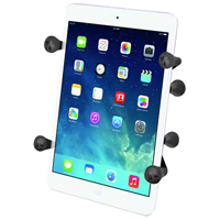 RAM Universal X-Grip® Holder with 1-Inch Ball for 7-Inch Tablets