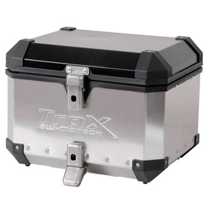 SW-Motech Trax Top Box Silver