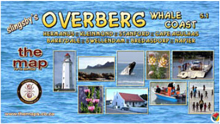 Slingsby Overberg Map