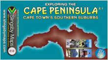 Slingsby Cape Peninsula Map