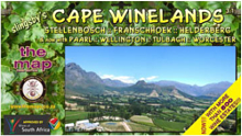Slingsby Cape Winelands Map