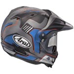 Arai Tour-X4 Vision Grey Right