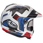 Arai Tour-X4 Vision Red Right
