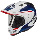 Arai Tour-X4 Break Blue Left
