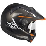 Arai Tour-X4 Break Orange Side