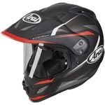 Arai Tour-X4 Break Red Left