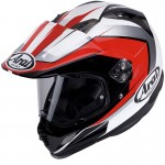 Arai Tour-X4 Flare Red Front