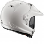 Arai Tour-X4 Diamond White Black