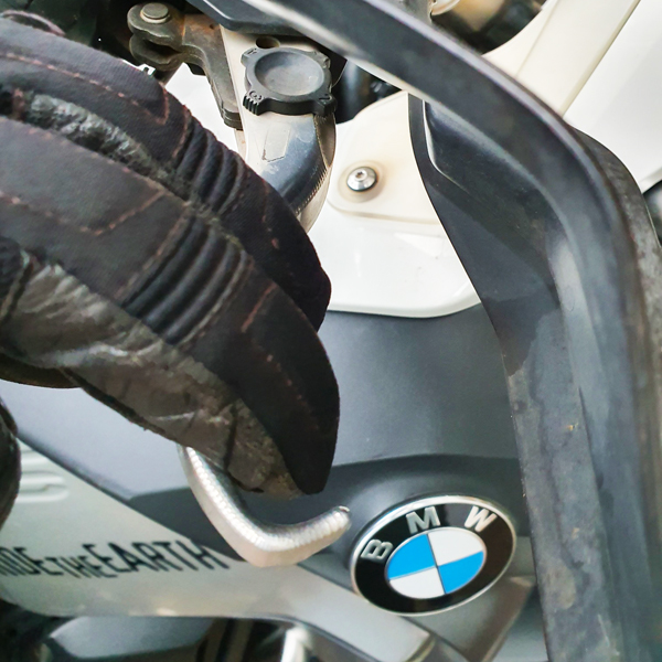 Wild at Heart BMW R1200GS LC Two Finger Levers