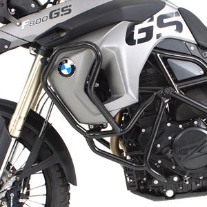 Crash Bars Black for F650/800GS 2008-2012 models