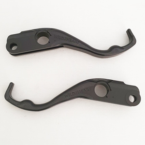 BMW R1200/1250GS LC Two Finger Levers Black