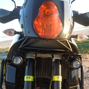 KTM 950/990 Adventure Spotlight Mounting Kit