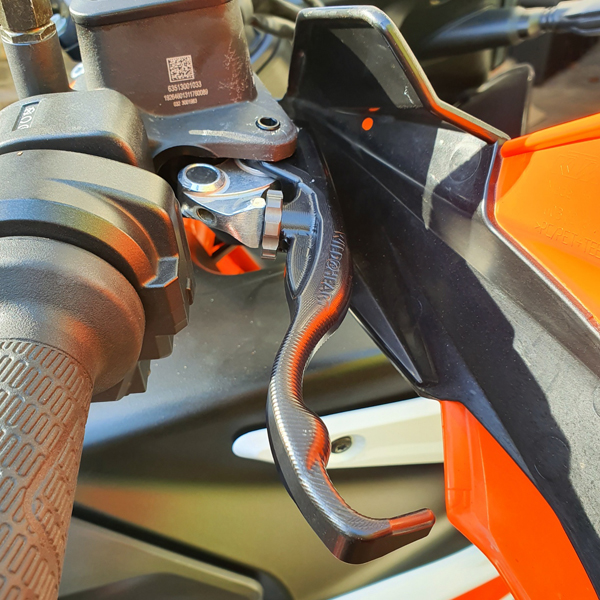 Wild at Heart KTM 790 Two Finger Levers
