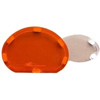 WOLBMW003 High Beam Clear & Low Beam Orange Cover