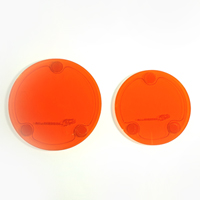 WOLBMW006 R1150GS Double Orange Cover