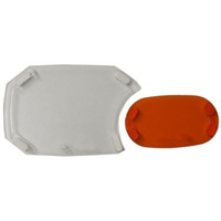 WOLBMW013 F800S High Orange Low Clear Cover