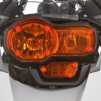 WOLBMW019 R1200GS LC Halogen Spec Double Orange Cover