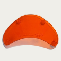 WOLHON004 Honda Transalp 700 Half Orange Cover