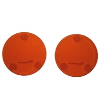 WOLKTM001 KTM 640 Adventure Orange Headlight Cover