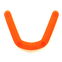 WOLKTM007 KTM 1190 Adventure Orange Runner/Smiley Cover