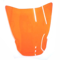 WOLYAM001 Yamaha 660 Tenere Orange Headlight Cover