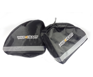 Wild@Heart Crashbar Bags for BMW R1200GSA LC 2013+